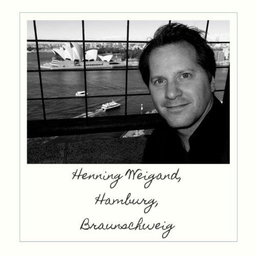Henning Weigand, Hamburg, Braunschweig via Henning Weigand