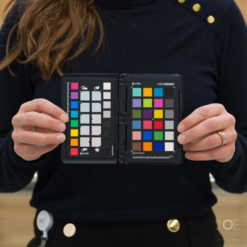 Pro Tip - get accurate colours with a chart and calibration ... via Joe Lenton