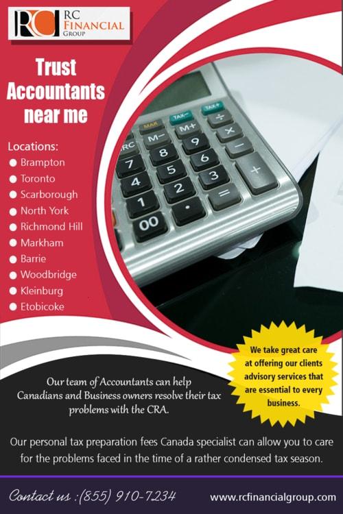 Trust Accountants Near Me via Rc Financial Group