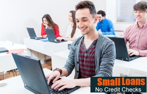 Small loans no credit checks have been formulated for the pe... via Thomas Lucas