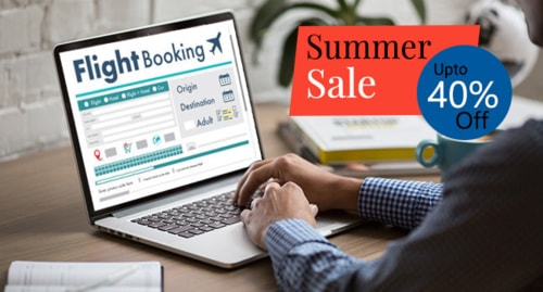 Grab Summer Deals On Air Ticket Booking While Planning For V... via Pro Air Travels