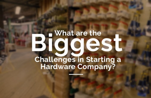 Challenges Faced By Hardware Business Startups (Solutions)