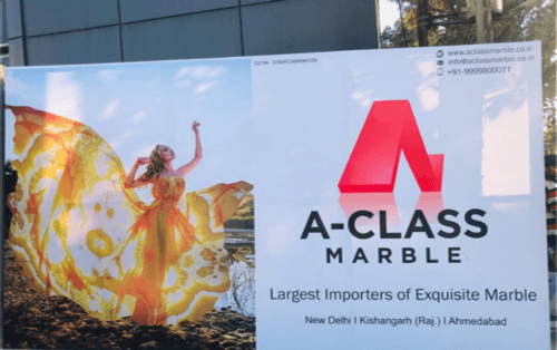Italian Marble Cost In India via A-Class Marble