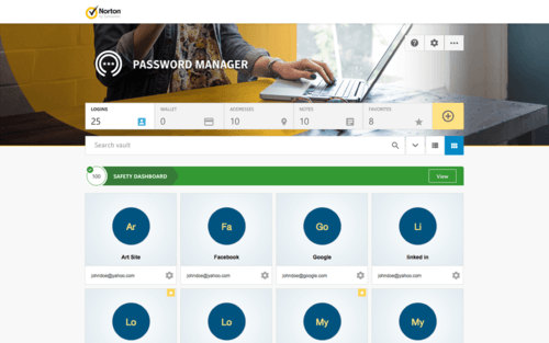 Buy Norton Password Manager to Secure Your Sensitive Information