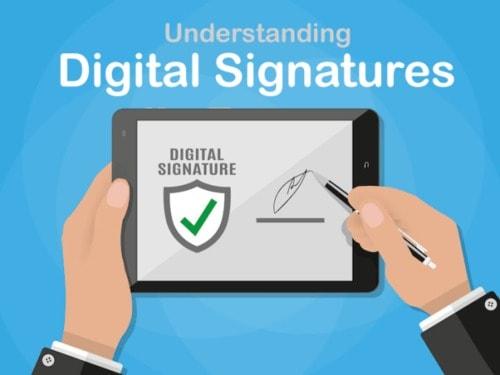 Create Digital Signature Online via Matheiu Robine