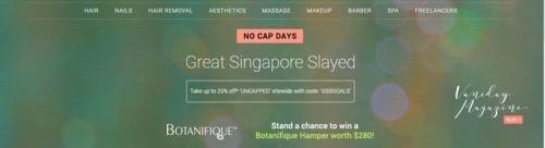 Vaniday Promo Code - Great Singapore Slay - Save Up To 25% U... via James Whitef