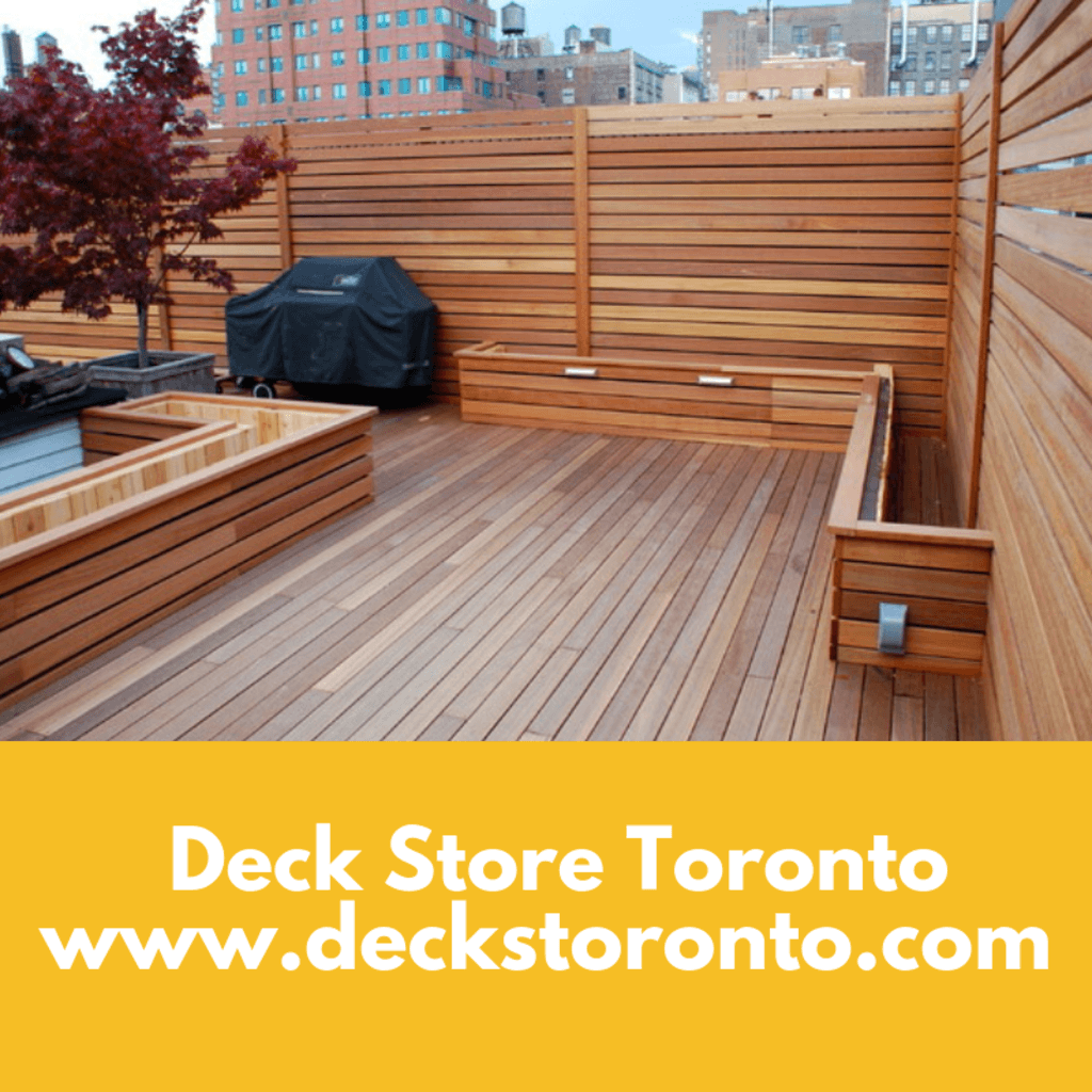 is reputed Deck installers and deck suppliers in Toronto and... via Daizy Green