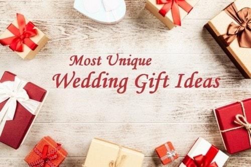 Most Unique #Wedding #Gift Ideas | ModernLifeBlogs  #tips via Amit Verma
