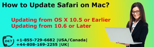 Step by step instructions to Update Safari on Mac via jack sparow