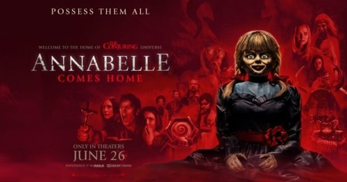 Annabelle Comes Home Movie in HD Quality | Hindi+Eng+Tamil+Telugu