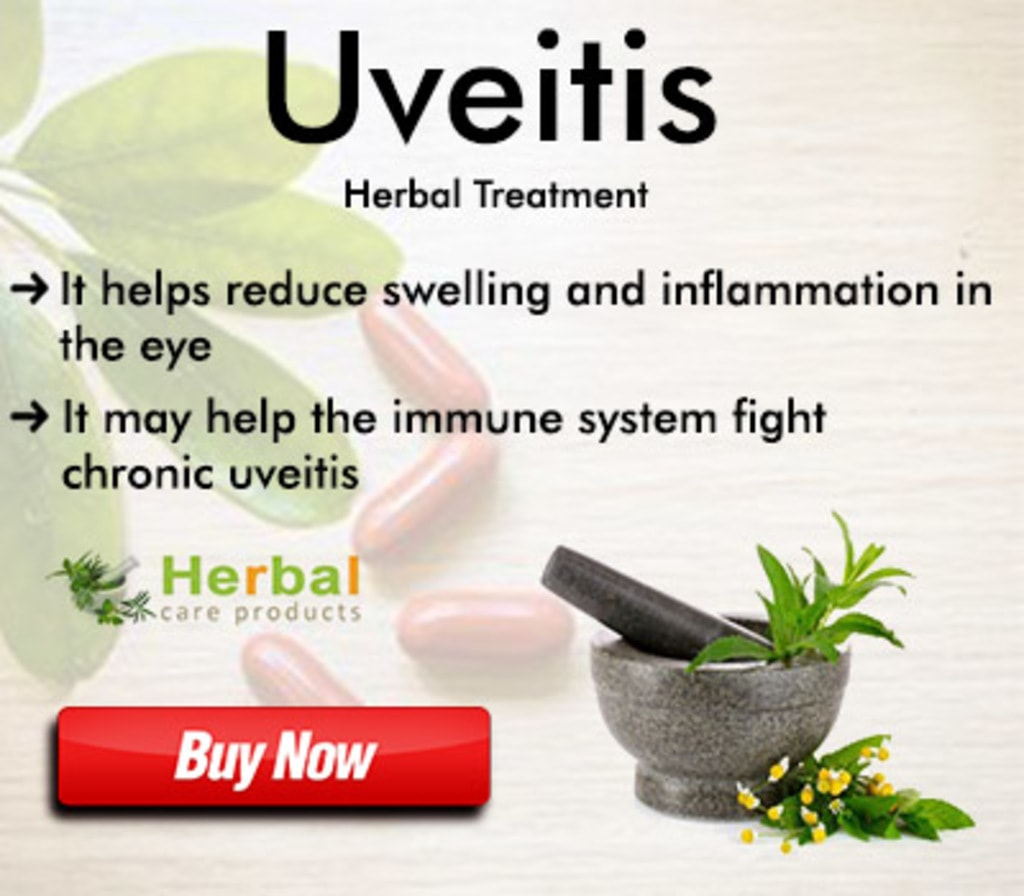 10 Natural Remedies for Uveitis via Herbal Care Products