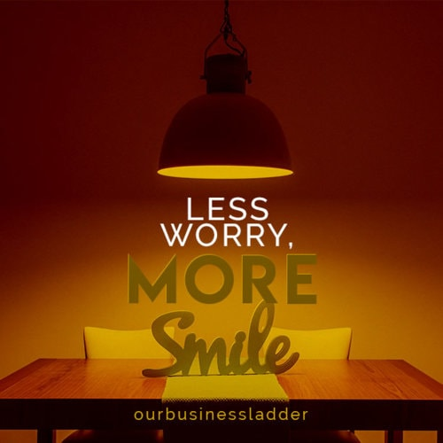 Always carry a smile #smile #quote via Our Business Ladder