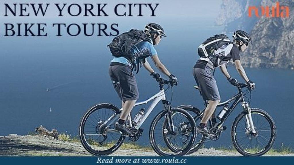 Bike Rentals in NYC via Ronnie Brown