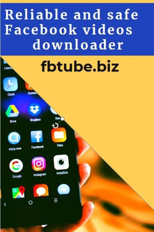Free and safe Facebook video downloader via Youtube2video