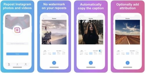 How to Download Videos on Instagram with Regrammer                                     #Regramme... via john