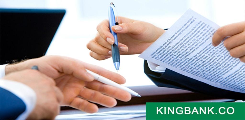 VAY TÍN CHẤP LÃI SUẤT GIẢM DẦN - KINGBANK                                         Cho vay tín chấp t... via Vay tín chấp ngân hàng lãi suất giảm dần - KingBank.Co