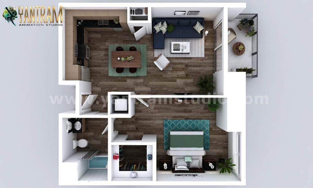 Want to Design 2D 3D floor Plan? contact us @yantramstudio (... via Yantram Studio
