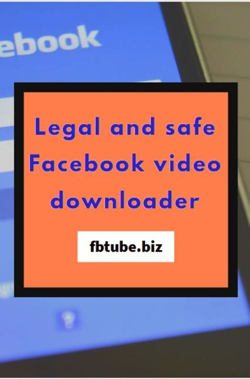 Legal and safe Facebook video downloader via Youtube2video