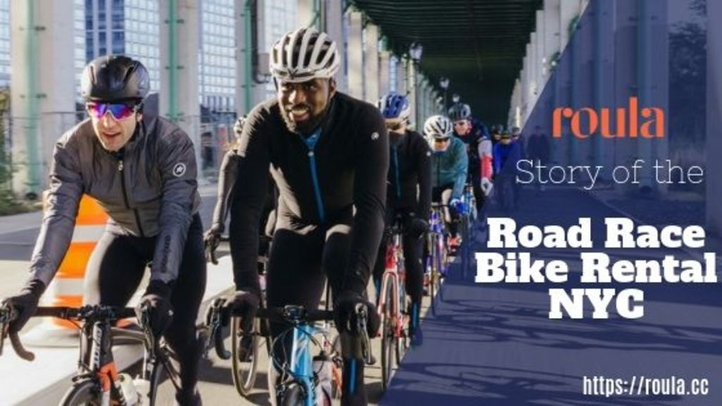 Bike Rental in Central Park via Ronnie Brown