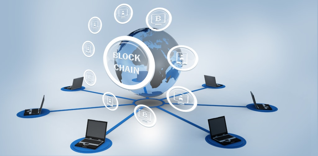 Blockchain is speculated to become one of the largest digita... via martinroy faris
