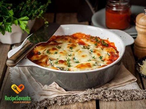 National Pasta Month via Recipe Savants