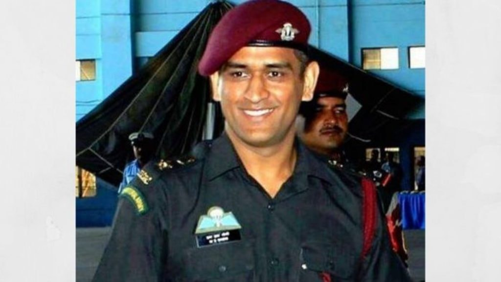 This is the Spl Forces battalion Dhoni is headed for in J&K,... via Defenceaviationpost