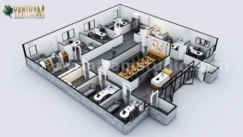 New Floor Plans are about to launch on our website soon! Sta... via Yantram Studio