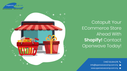 Shopify Ecommerce Solutions in Malaysia via Clara Ghosh