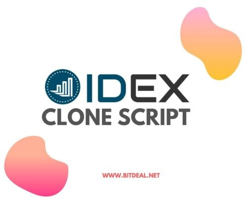 Get #IDEX Clone Script Free Demo and Complete Web solution t... via stacey roberts
