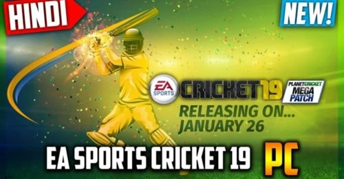 EA Sports Cricket 2019 PC Game Download