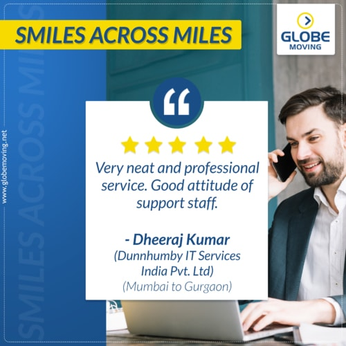 See what our customers says about Globe Moving!                                                                          #globemovin... via Globe Moving