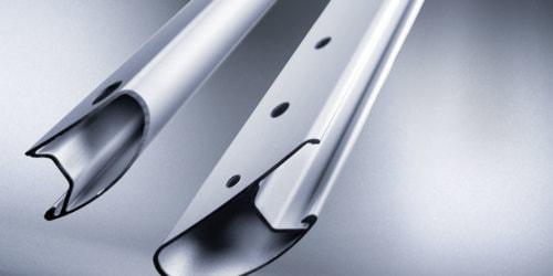 Designs and supplies aluminum profiles by via Matheiu Robine
