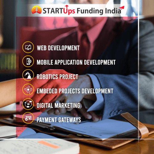 INVESTMENT AREAS via Startup Funding India