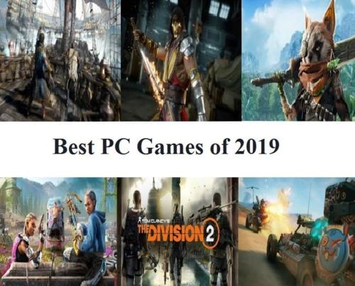 Best PC Games For 2019