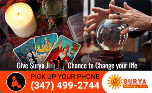 Looking for best astrologer for psychic reading in New York,... via Astrologer Surya Ji