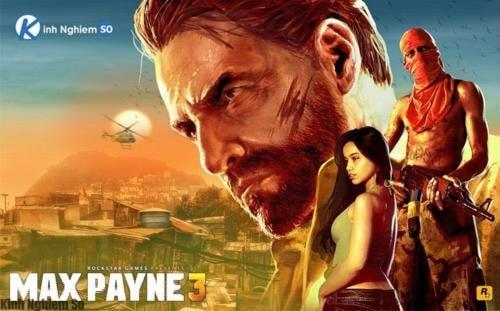 Download game Max Payne 3 PC Việt Hóa Full miễn phí