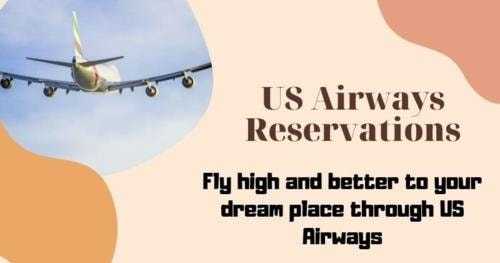 Fly high and better to your dream place through US Airways