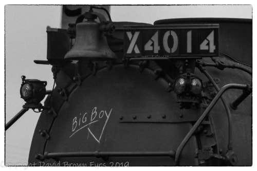 Return of the Big Boy via David Brown Eyes