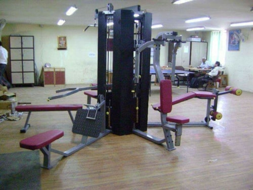 Fitness Equipment Stores in India