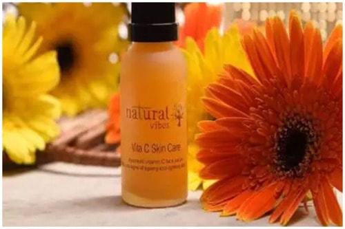 Benefits Of Vitamin C Serum in Hindi                                     विटामिन सी सीरम को स्कि... via Ishani