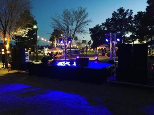 We are GeoEvent, and we cater to all who need lighting equip... via GeoEvent LLP