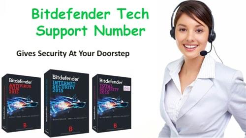 Bitdefender Tech Support Number For Antivirus Support via Jack Smith