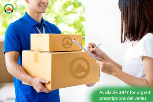Medications Delivery App Canada via Algo Pharmacy App