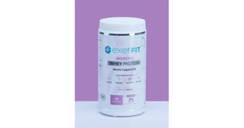 Best Whey Protein for Women's| Women's Whey Protein 300 gms - exerFIT Wellness