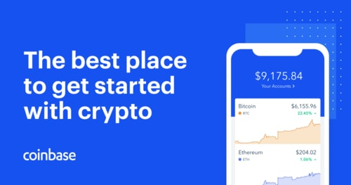 Coinbase - Buy/Sell cryptocurrency