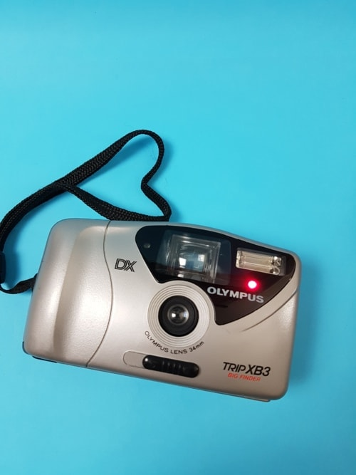 Olympus Trip XB3 #Olympus #pointandshoot #camera #compactcam... via Photo And Tips