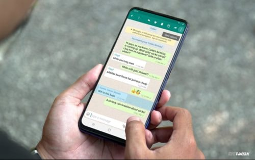 How To Recover Deleted Messages On WhatsApp Using Android via Jessica Walker