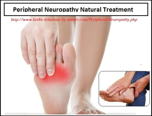 A New Approach for Natural Treatment of Peripheral Neuropathy - Herbs Solutions By Nature
