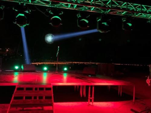Are you planning stage lighting rental in Los Angeles? Choos... via GeoEvent LLP