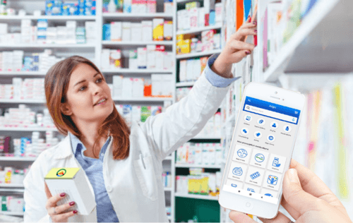 Medical Stores via Algo Pharmacy App